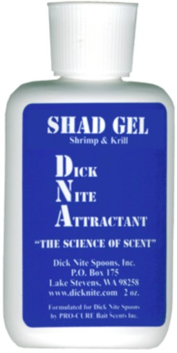 DNA-1 Dick Nite Attractant - Shad