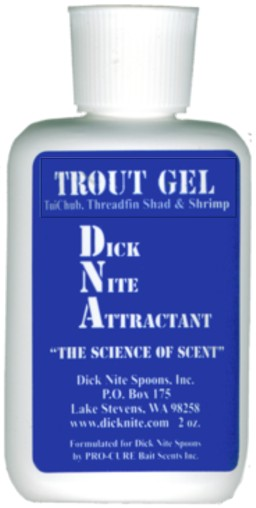 DNA - Dick Nite Attractant - Tackle and Bait Scents For Freswater and Saltwater Fishing
